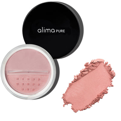 Alima Pure Luminous Shimmer Blush Leigh