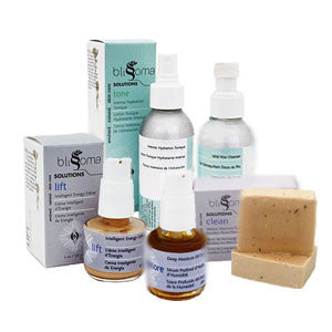 Blissoma Facial Care Samples