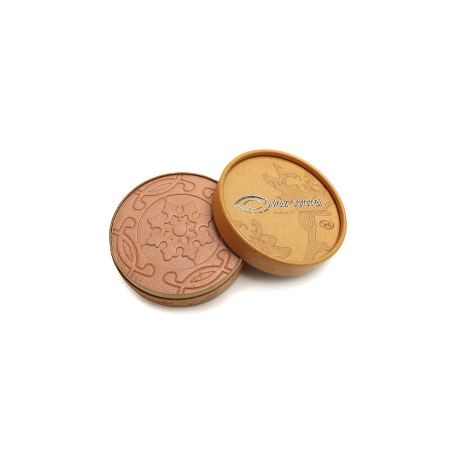 Couleur Caramel Compact Bronzer 25 Pearly Golden Brown