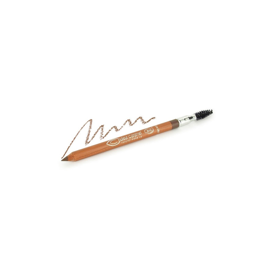 Couleur Caramel Eyebrow Pencil 120 Brown