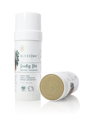 Scentless Stick Solid Strong Natural Deodorant
