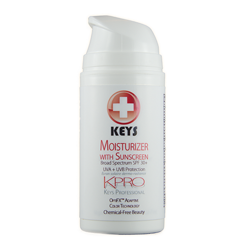 KEYS - KPRO Tinted Sunscreen - The Nature of Beauty