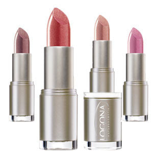 LOGONA - Logona Lipstick Samples - The Nature of Beauty