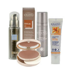 LOGONA - Logona Foundation Samples - The Nature of Beauty