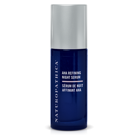 Naturopathica - AHA Refining Night Serum - The Nature of Beauty