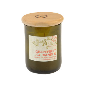 PADDYWAX - Grapefruit & Coriander Upcycled ECO Candle - The Nature of Beauty