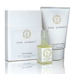 Rare Elements Hair Care Samples