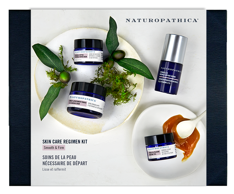 Naturopathica Smooth & Firm Regimen Kit