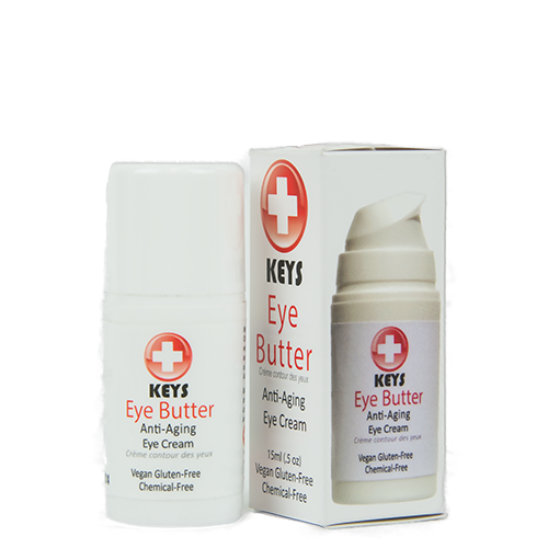KEYS - Eye Butter Anti-Aging Eye Cream - The Nature of Beauty