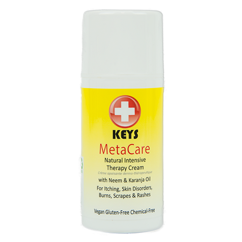 KEYS - MetaCare Healing Lotion - The Nature of Beauty