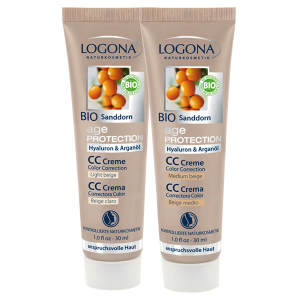 LOGONA - CC Cream - The Nature of Beauty