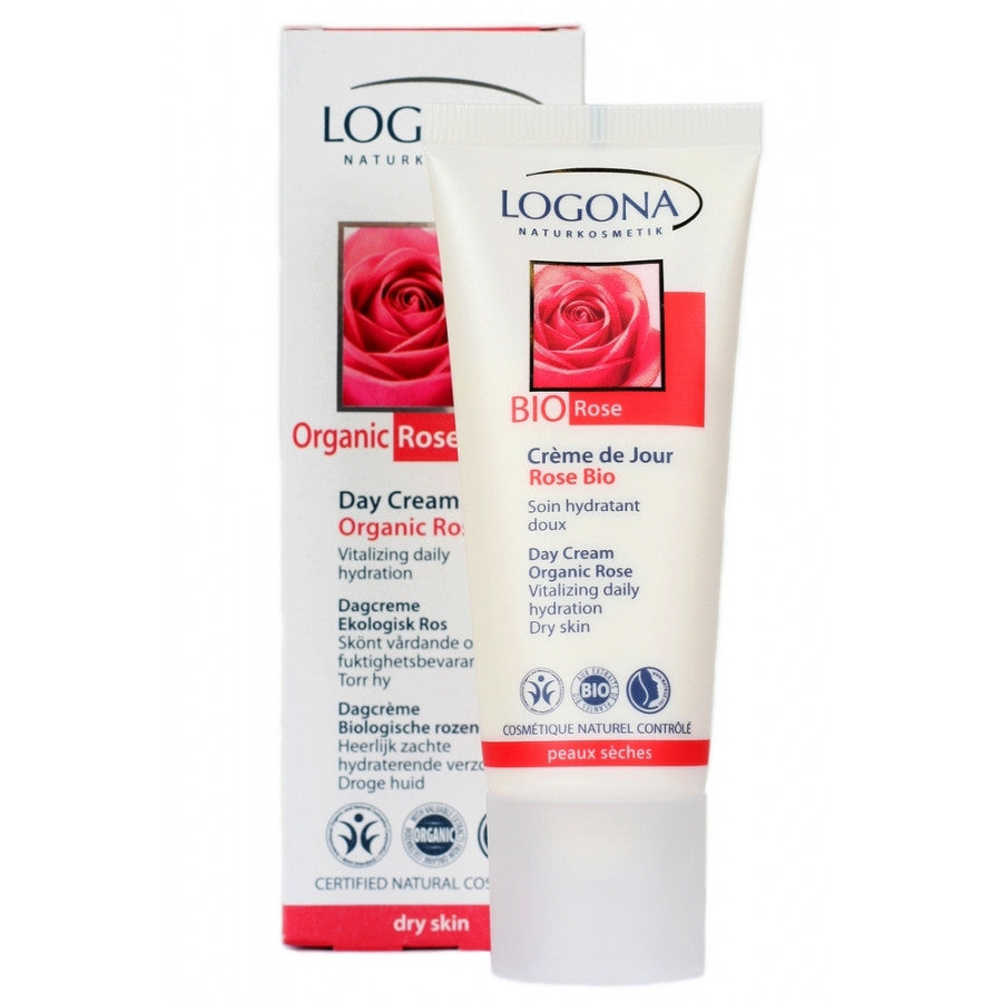 Logona Organic Rose Day Cream