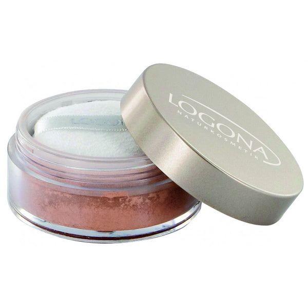 LOGONA - Loose Powder** - The Nature of Beauty