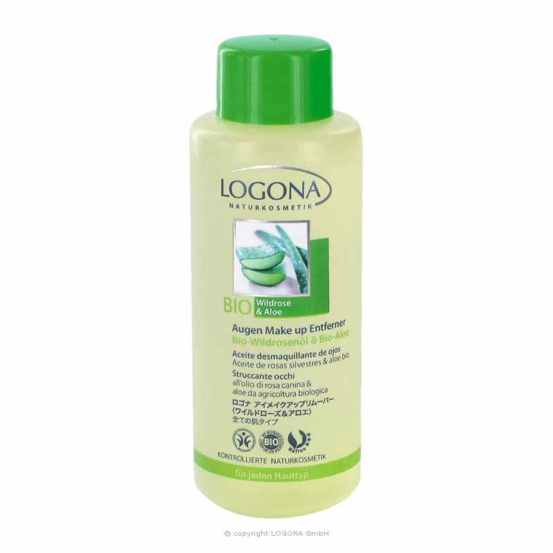 LOGONA - Eye Makeup Remover - The Nature of Beauty