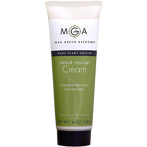 MAX GREEN ALCHEMY - Naked Rescue Cream - The Nature of Beauty