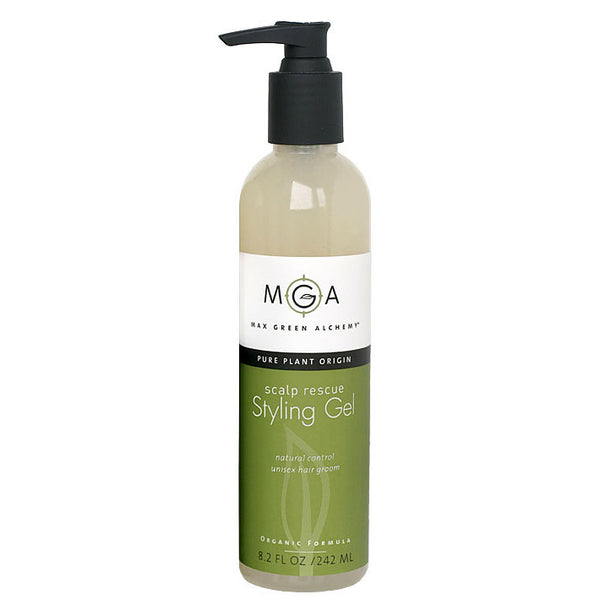 Max Green Alchemy Scalp Rescue Styling Gel TRAVEL