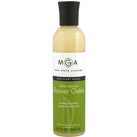 Max Green Alchemy Skin Rescue Shower Gelee
