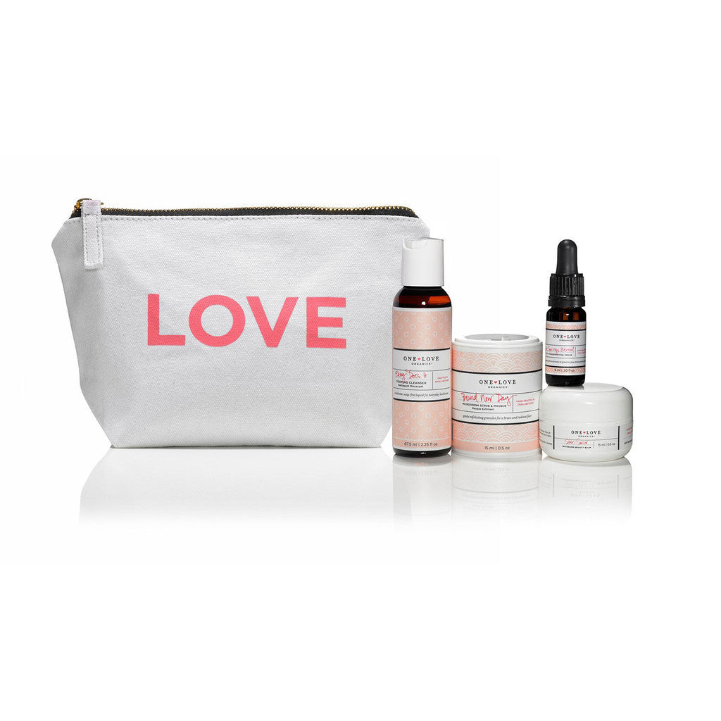 One Love Organics Travel Kit Deluxe
