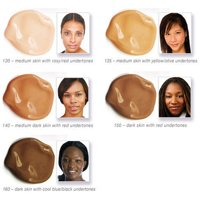 Vapour Organic Beauty Atmosphere Soft Focus Foundation Samples