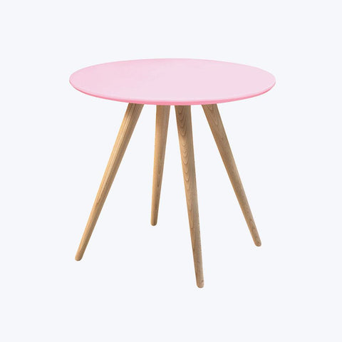 Soft Pink Coffee Table