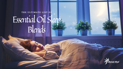 The Ultimate List Of Essential Oil Sleep Blends (94 Blends Listed)