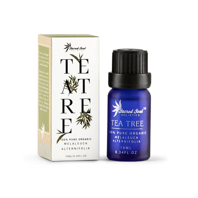 Tea Tree Essential Oil - Sacred Soul Holistics