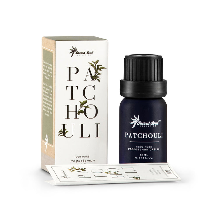 Patchouli Essential Oil - Sacred Soul Holistics