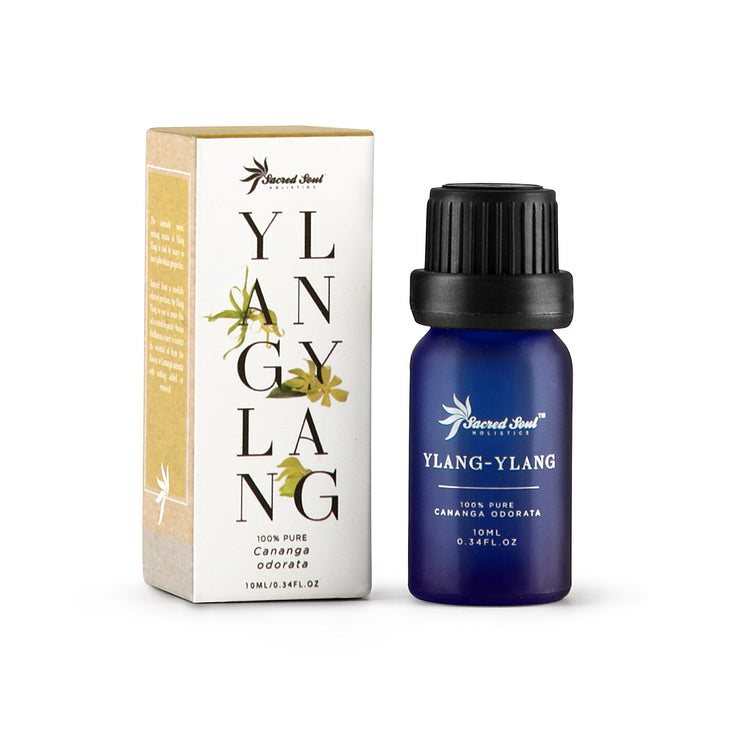 Ylang Ylang Essential Oil (Complete & Extra) - Sacred Soul Holistics