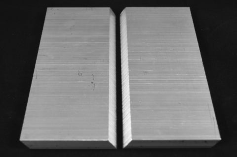 "1/2"" Aluminum Plate Coupon Set"
