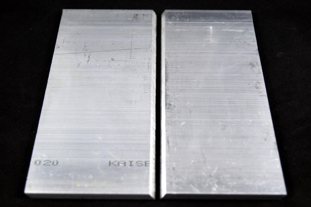 "1/4"" Aluminum Plate Coupon Set"