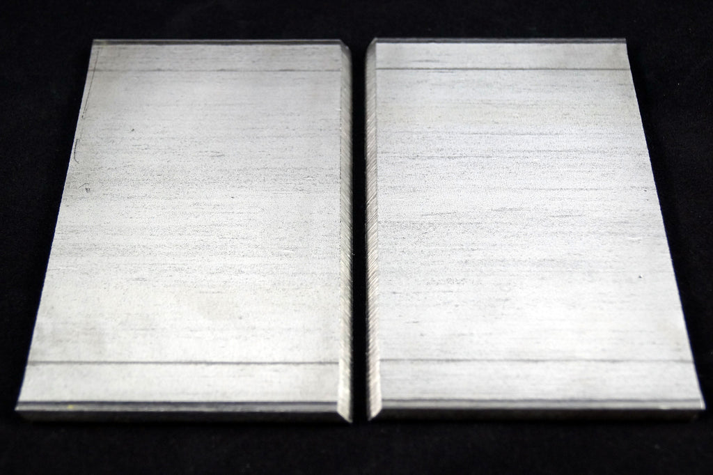 "1/4"" Stainless Plate Coupon Set"