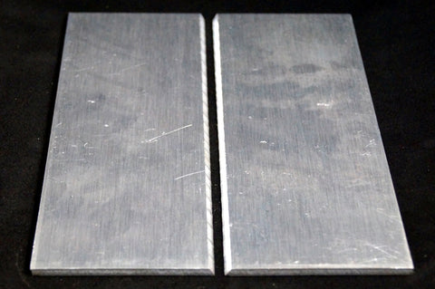 "1/8"" Aluminum Plate Coupon Set"