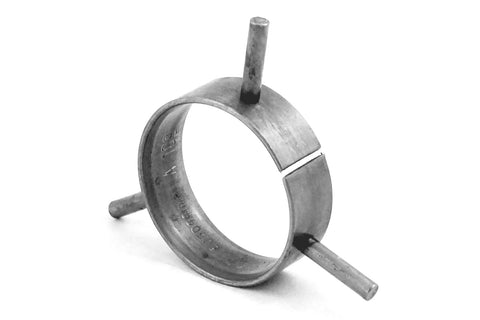 "2"" Carbon Steel Backing Ring (Long Spacer Style)"