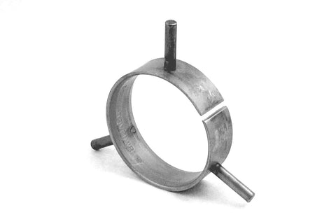 "2"" Stainless Steel Backing Ring (Long Spacer Style)"