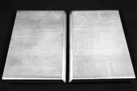 "3/8"" Stainless Plate Coupon Set"