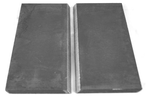 "3/8"" Carbon Steel Plate Coupon Set w/out Backing"