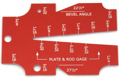 Weld Inspection Gage