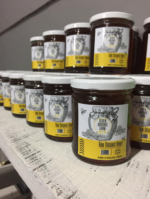 Seven Arrows Farm - Raw Organic Honey