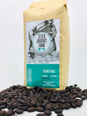 Seven Arrows Farm -  Specialty Blend Coffee (1LBS)