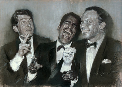 Rat Pack by Artist Haiyan