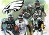 Philadelphia Eagles by Artist Haiyan
