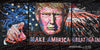 Make America Great Again Poster by Haiyan 20x40inch