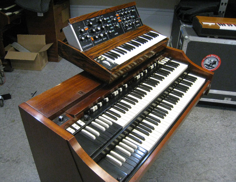 Hammond A100 Straddler (also M-Series, S-Series)