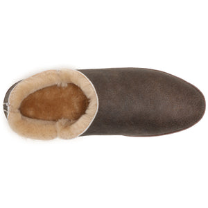 Merlino Rugged Brown slipper Ross & Snow