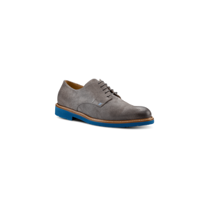 Danilo Charcoal Oxford Shoe