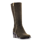 Rosina Gold Shearling Lined Tall Boot