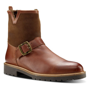 Federico Weatherproof Leather Brown boot Ross & Snow