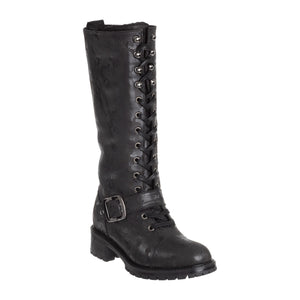 Lorinda Weatherproof Leather Black boot Ross & Snow