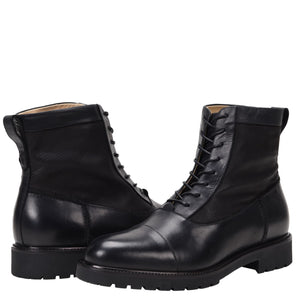 Riccardo Weatherproof Leather Black Boot boot Ross & Snow