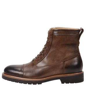 Riccardo Weatherproof Leather Brown Boot boot Ross & Snow 7